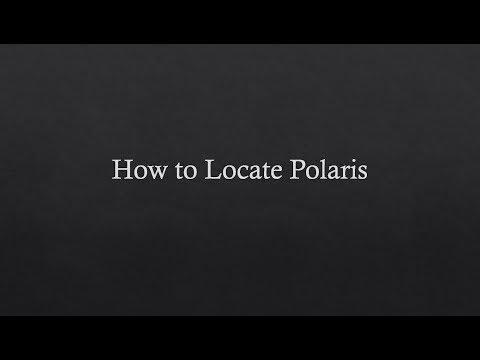 How to Locate Polaris