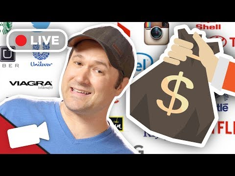 LIVE Q&A: Brand Deals on your Channel