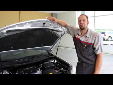 How to Check Your Coolant Level - Toyota of the Black Hills