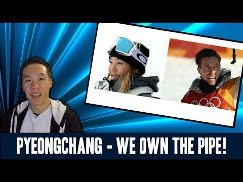 Nukem384 News: Pyeongchang - We Own the Pipe!