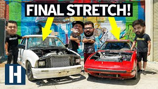 Build & Battle: Garage Hackery vs. Shop Owners, Who Does it Better? EP.7