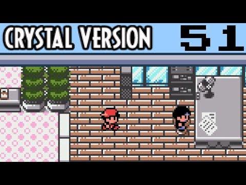 Pokémon Crystal - Episode 51: Lavender Radio Tower
