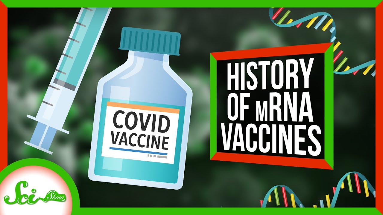 Why It Actually Took 50 Years to Make COVID mRNA Vaccines