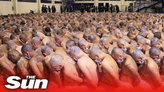 Prisoners forced together in 24-hour jail lockdown despite risk of mass spreading coronavirus
