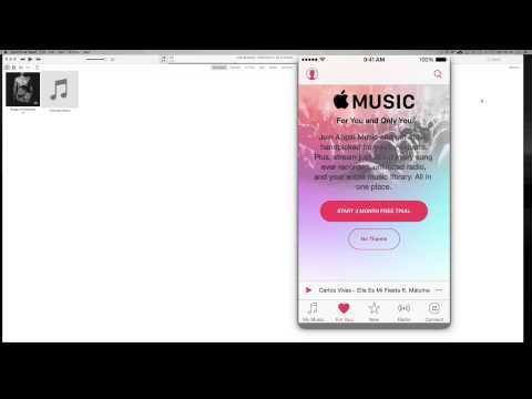 iTunes 12.2 and iOS 8.4 Transfer Music to iPhone iPad iPod Mac/Pc