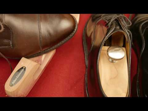Shoe Trees - Shoe Tips Episode 04