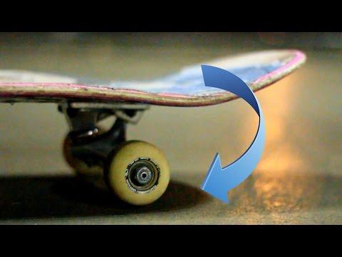 How to Fix an Uneven Skateboard