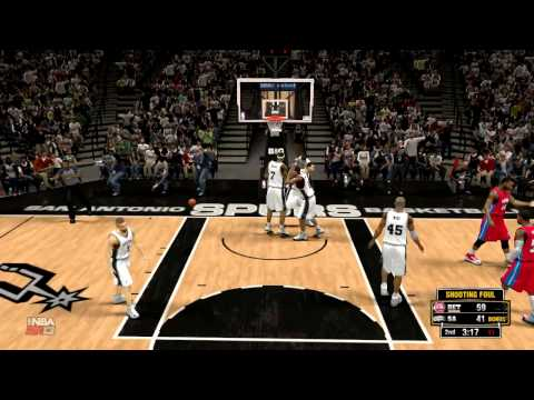 NBA 2K13 association - part 33 - DID YOU SEE VC ?