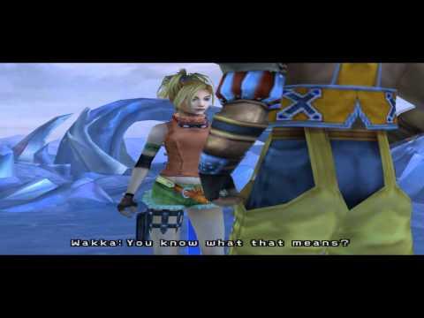 PCSX2- Final Fantasy X - Boss: Crawler [HD]