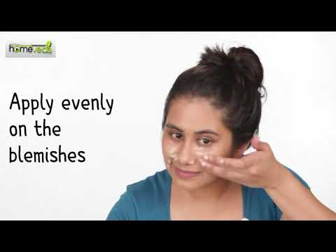 Skin Care Remedy to Lighten Blemishes| Natural Skin Care - Homeveda Remedies