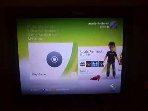 Slim 250Gb hard drive on  a Xbox 360 Elite