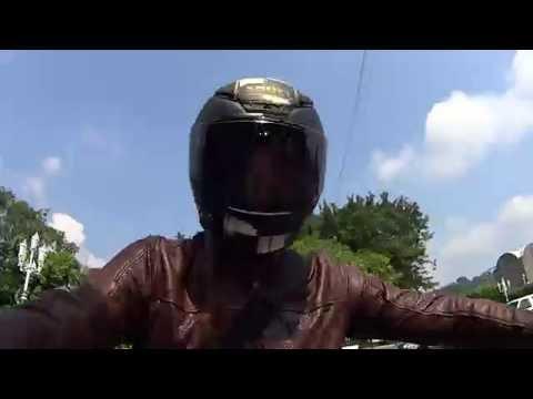 Ducati Scrambler Custom meets Chiapas bending roads (Mexico) - Land of Joy