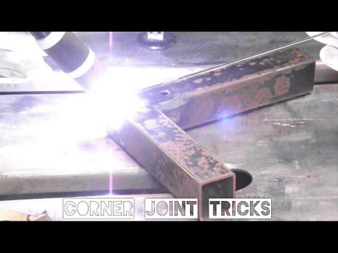 Corner Joint Tricks