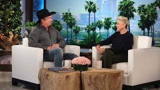 Garth Brooks Talks Touring and His New Song