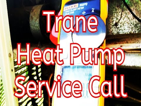 Trane Heat Pumps | Check Charge & Operation