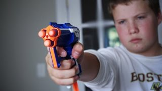 Nerf War: Expectations Vs. Reality