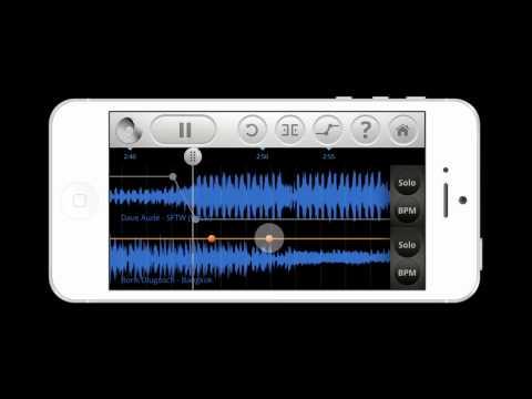 iMashup 2.0 - Create mashups on your iPhone and iPad (Mixed In Key)
