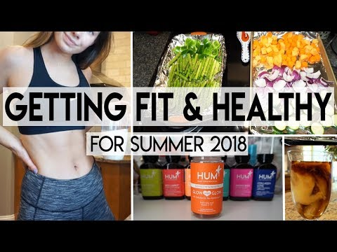 Getting Fit & Healthy for Summer 2018 | Olivia Mecca