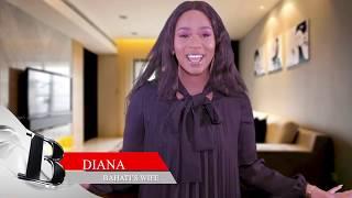 How Bahati Treated his Wife Diana On her 30th Birthday |Romantic Bonfire Adventure| BAHATI REALITY
