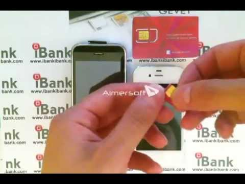 Activate iPhone Without Original Carrier Sim Card, Gevey Universal Activation Card by iPhone Doctor