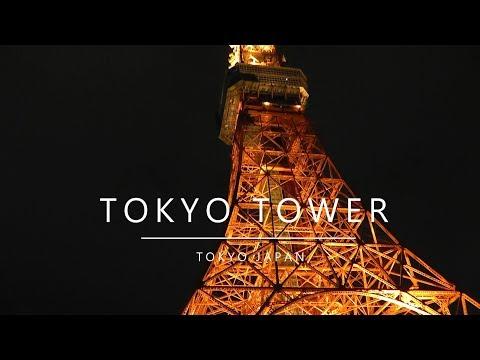 Japan, Tokyo  - Tokyo tower (2018)
