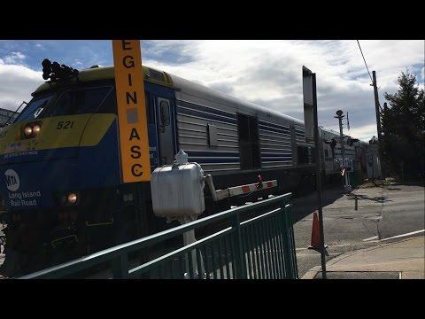 NEW YORK MTA Long Island Rail Road Port Jefferson Station