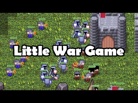 Gahduvdeth | Little War Game | FIRST FACECAM VIDEO  (feat. bioghost and Silicon Silverfern)
