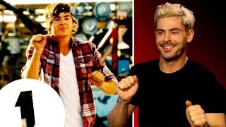 Download ″I couldn't dance!″ Zac Efron on High School Musical and hanging out with De Niro and The Rock Video