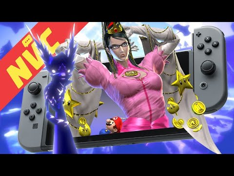 Bayonetta 2, Fe, Switch Cloud Saves, and the Super NT - NVC Ep. 395