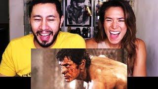 """I"" FIGHT SCENE | Reaction w/ Megan Le!"