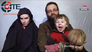 Free after five years: U.S.-Canadian family rescued in Pakistan