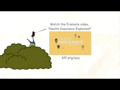 Youtoons Explain Health Insurance - Trailer