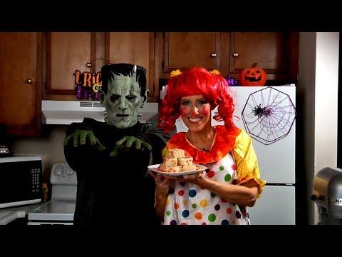 Candy Corn Fudge Recipe - Happy Halloween