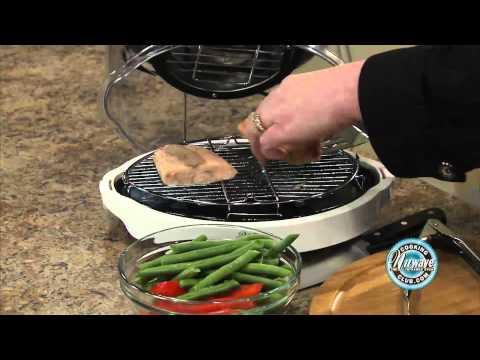 How to prepare frozen fish in the NuWave Mini Oven!