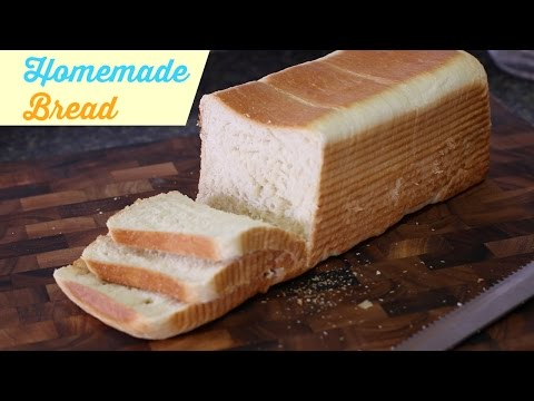 How to make Bread at home - Homemade Sandwich Bread| Telugu Recipes