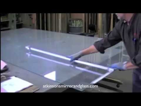 Atkinson's Mirror and Glass: Cutting Annealed Glass