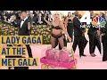Met Gala 2019: See Lady Gaga's Incredible, 16-Minute Entrance | NBC New York