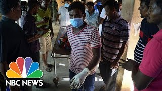 Bombings Target Churches And Hotels In Sri Lanka On Easter Sunday | NBC News