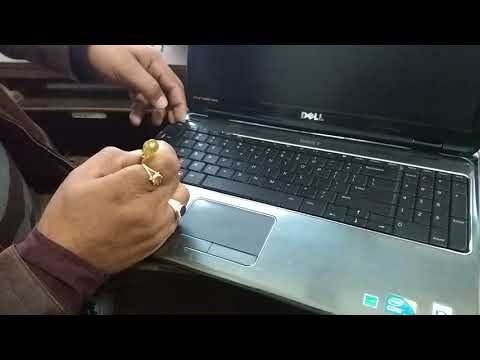 How to open dell inspiron N5010 (Sai Computer)