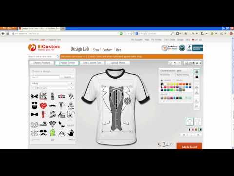 Design Your Own Funny T shirt Online For Free | Hicustom.com