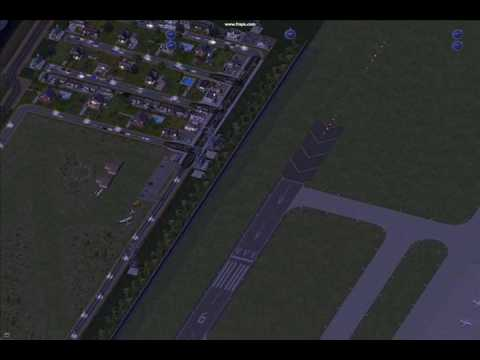 Sim City 4 Airport