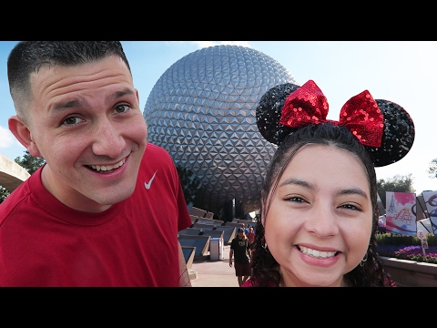 Around the WORLD in 1 day at EPCOT!!!