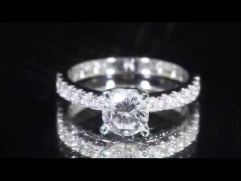 Buy a Diamond Engagement Ring Online GIA Certified Diamonds