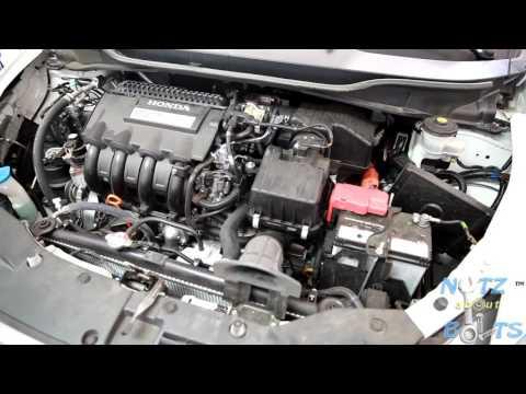 2010-2014 Honda Insight transmission fluid drain and refill