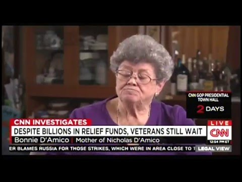 Who will fix the VA? CNN's Drew Griffin on ANOTHER waitlist scandal