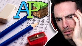 Download I Took The AP Minecraft Exam Video