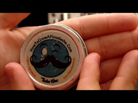 How to Use and Apply Moustache Wax
