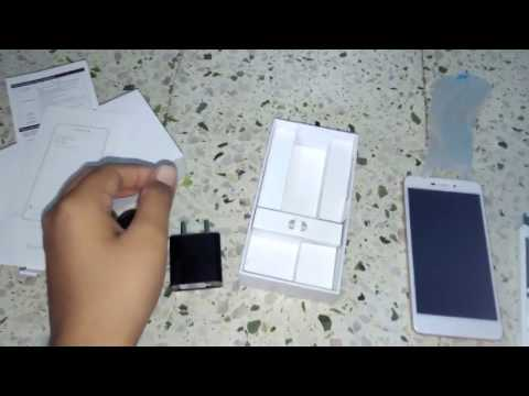 Unboxing of redmi 4A