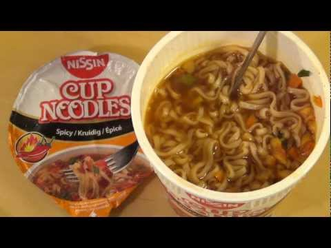 Nissin Cup Noodles [Spicy Kruidig Epice]
