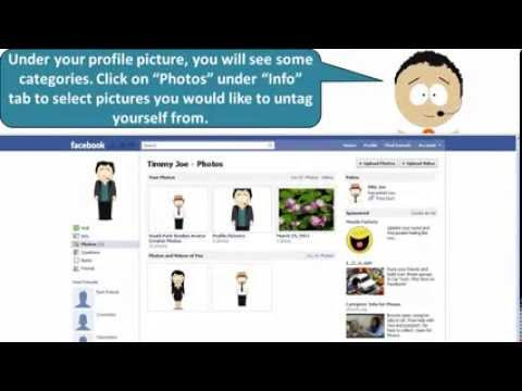 How to Remove Tagged Photos on Facebook